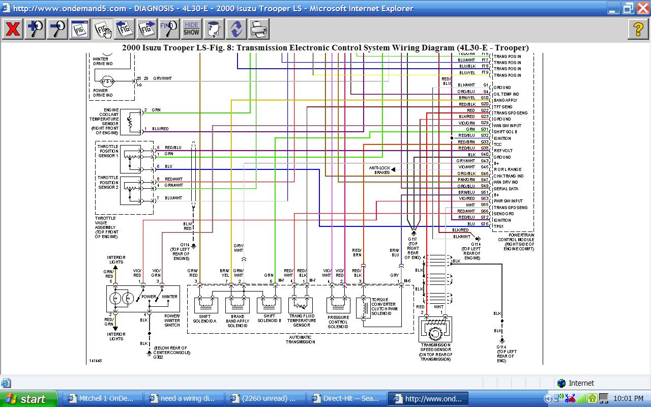 2006 Isuzu Npr Wiring Diagram | Manual E-Books - 2006 Isuzu Npr Wiring Diagram