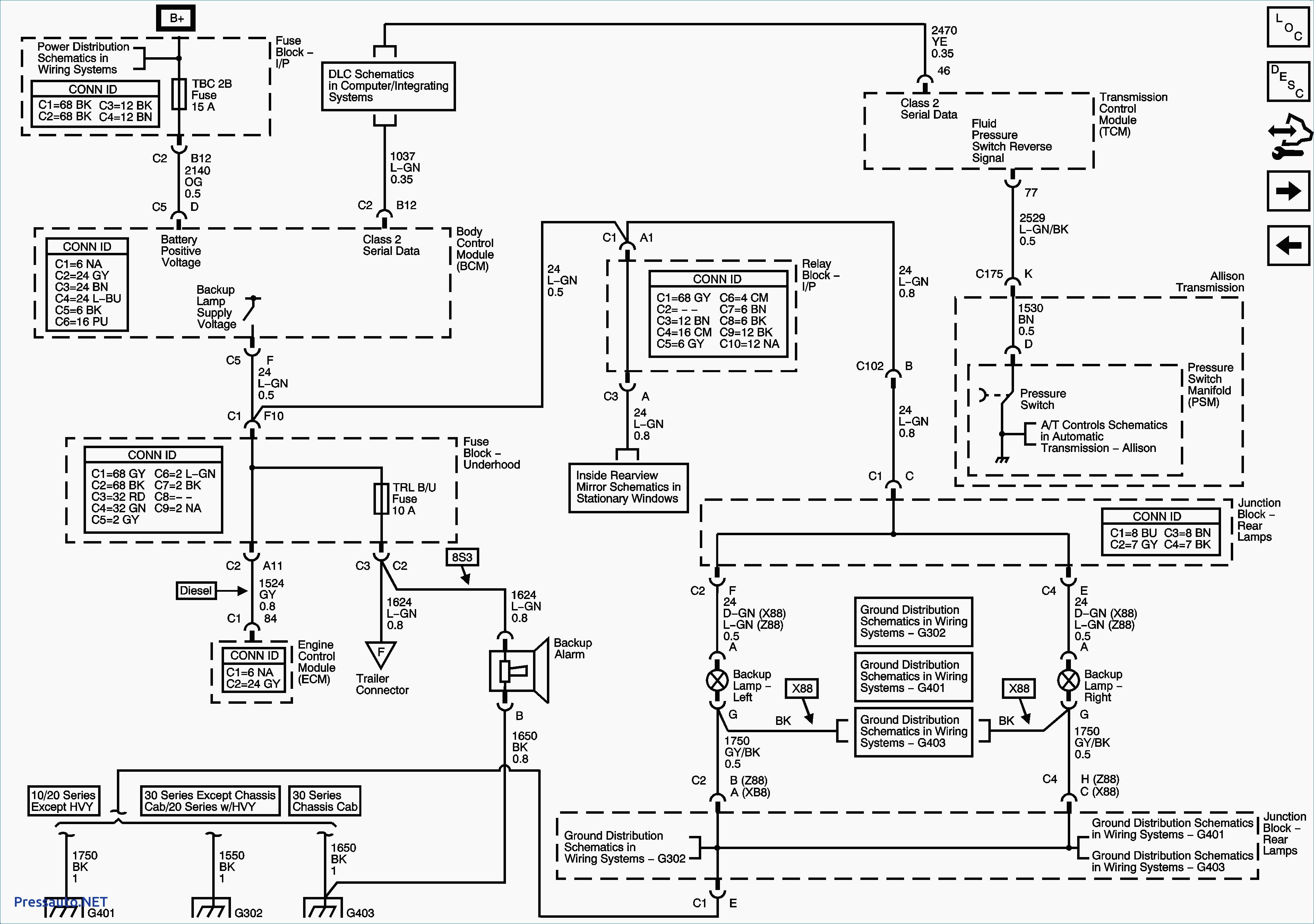 2006 Silverado 7 Way Wiring Diagram   Wiring Diagram - 2006 Chevy Silverado Trailer Wiring Diagram