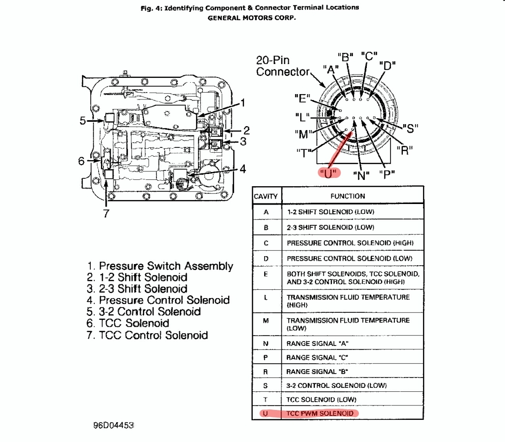 2007 4L80E Wiring - Wiring Diagram Data Oreo - 4L80E Transmission Wiring Diagram