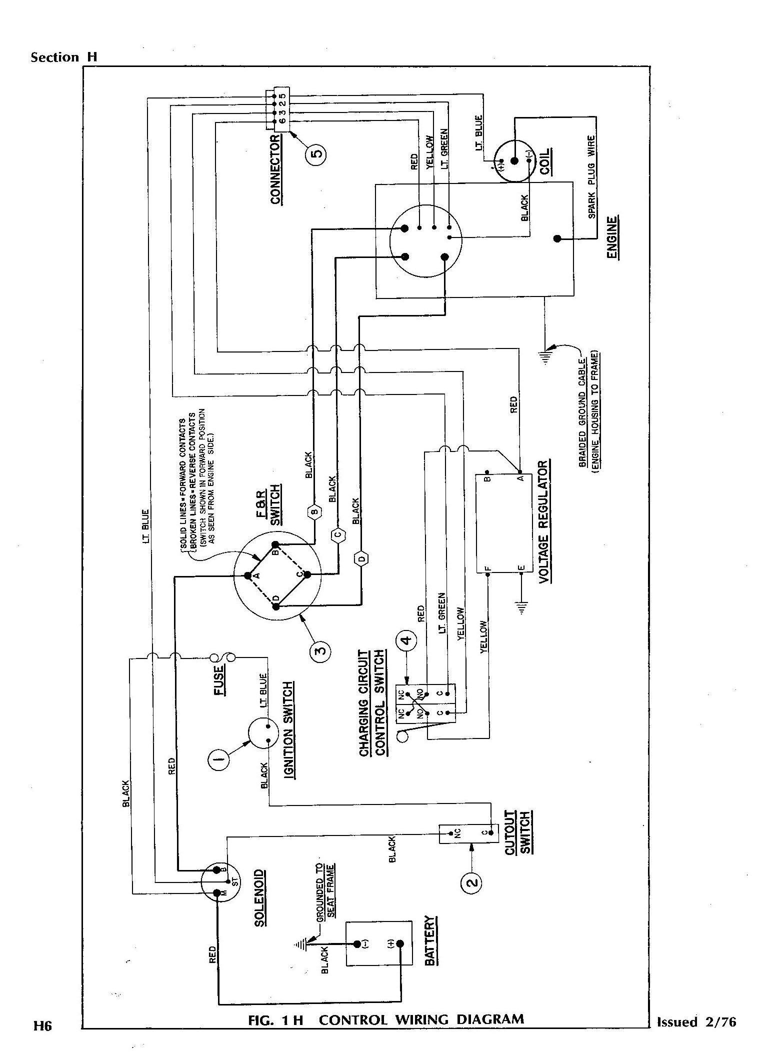 2008 Club Car Gas Wiring Diagram - Great Installation Of Wiring - 2008 Club Car Precedent Wiring Diagram