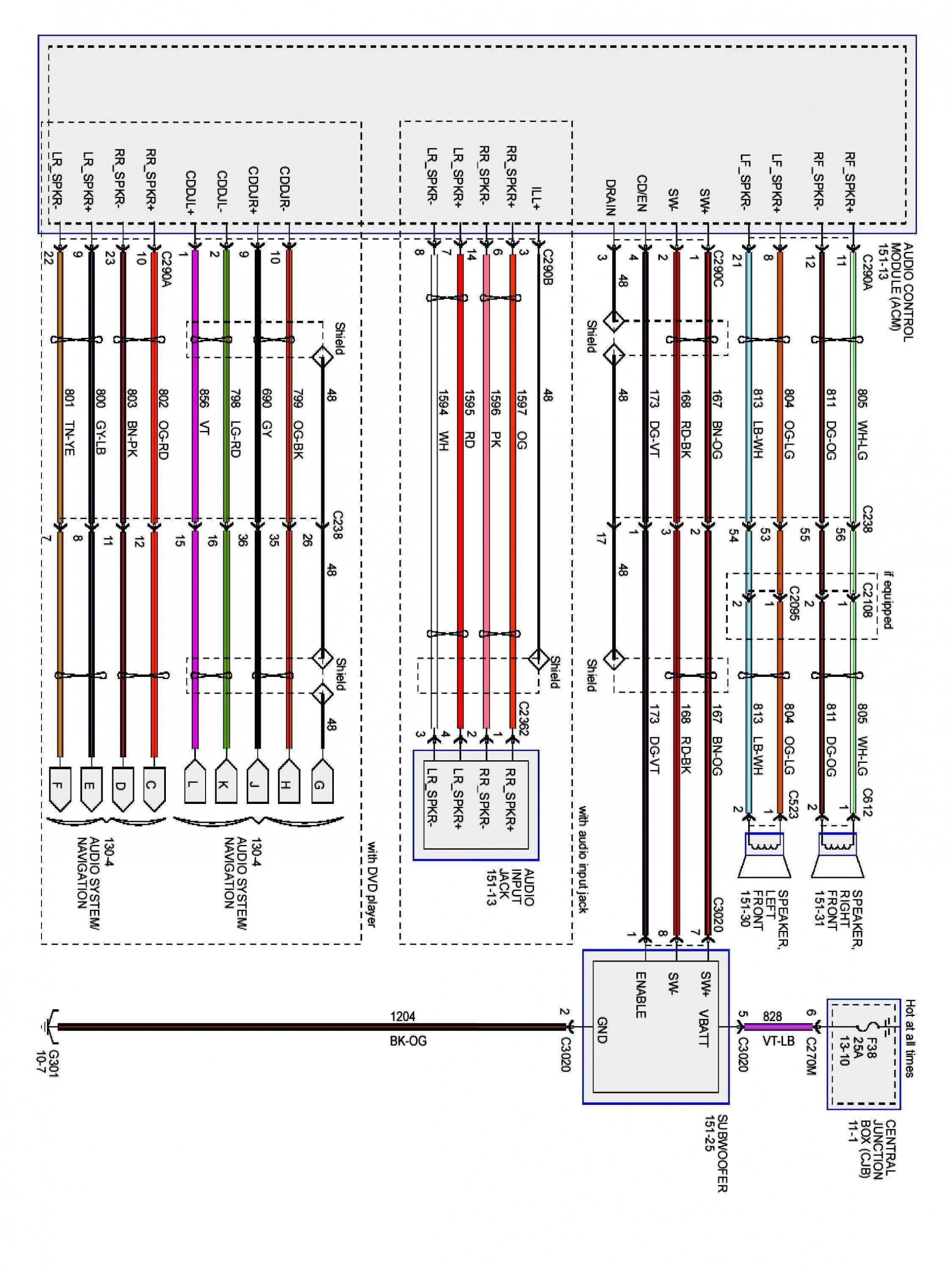 2008 F350 Trailer Wiring Harness Diagram - Data Wiring Diagram Site - Ford F250 Trailer Wiring Harness Diagram