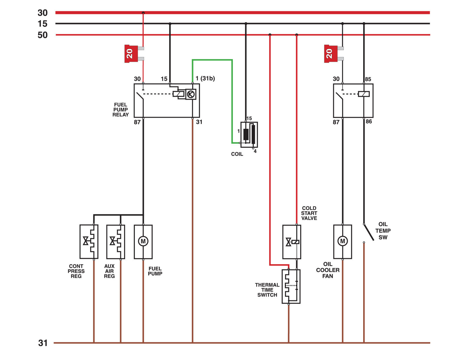 2008 Ford Escape Fuel Pump Relay Location Beautiful Electric Fuel - Electric Fuel Pump Wiring Diagram