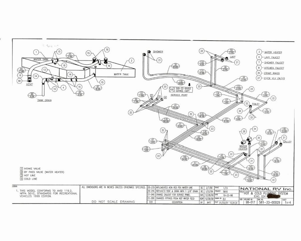 Jayco Eagle Popup Wiring Diagram. Jayco Owner's Manual, Jayco ... on