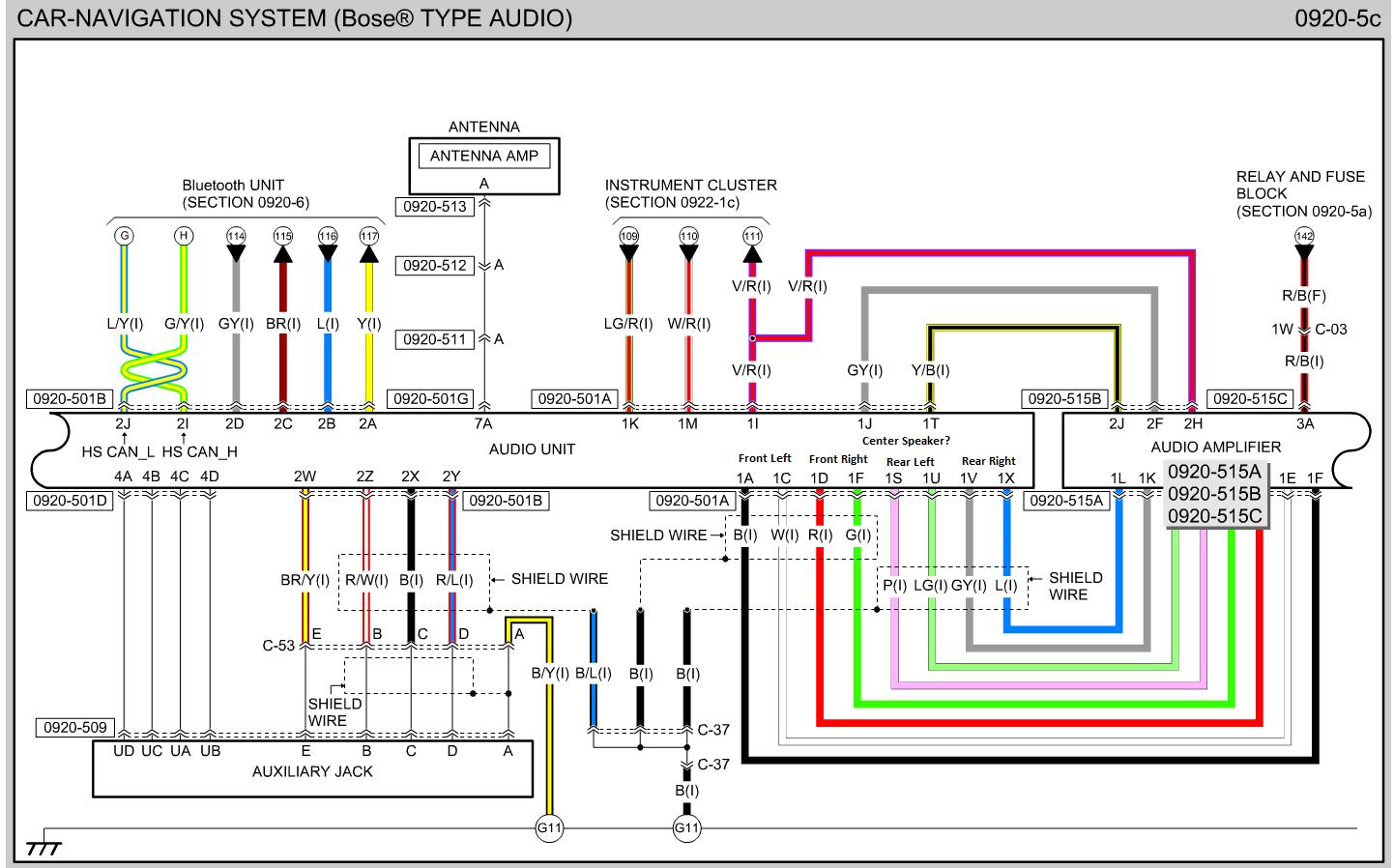 2013 2015 Mazda Cx 5 Bose Amp Wiring Imgur 16 | Hastalavista - Bose Amp Wiring Diagram