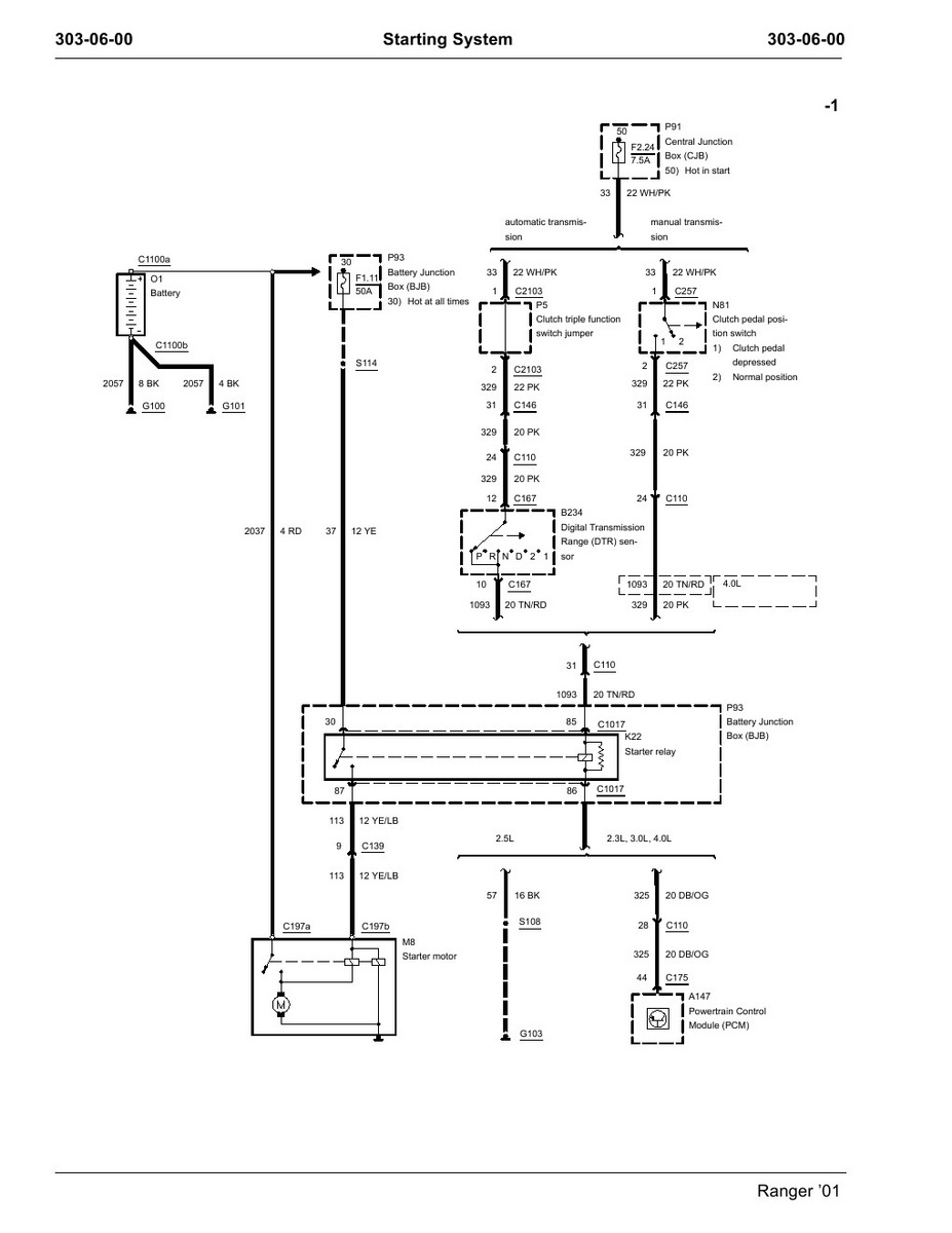 2013 F150 Starter Wiring Diagram - Wiring Diagram Data Oreo - Ford F150 Starter Solenoid Wiring Diagram