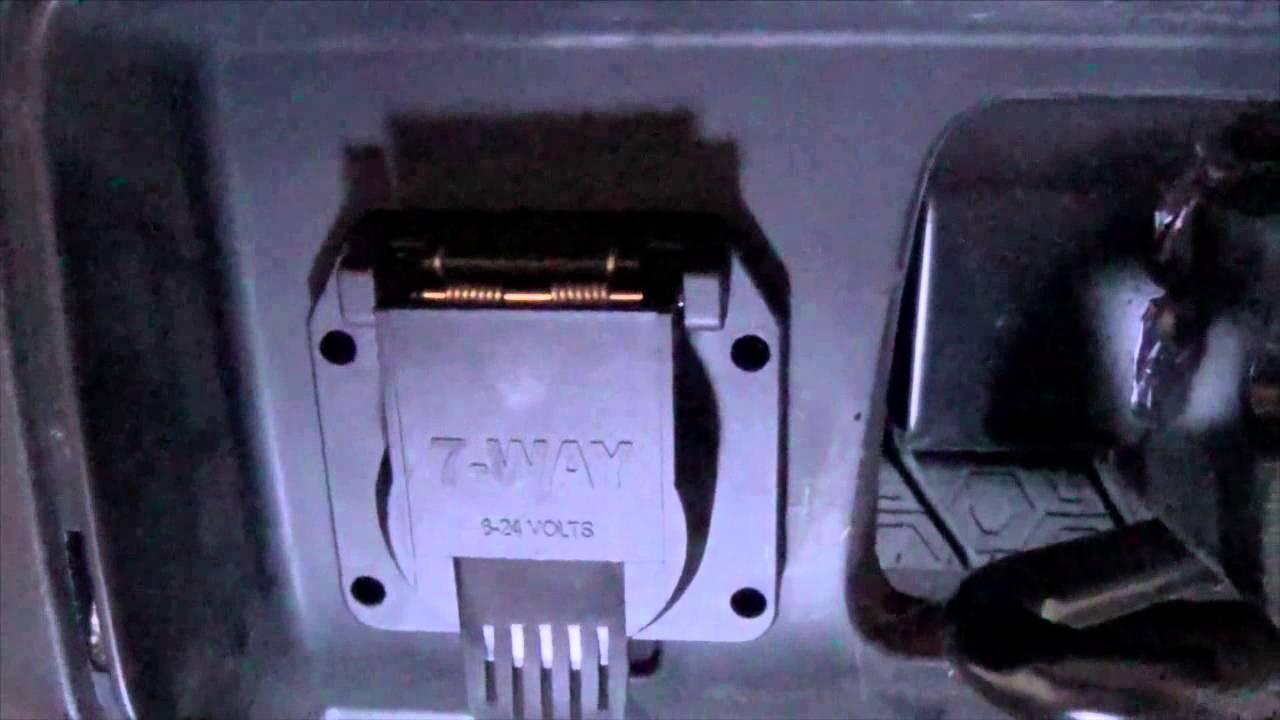 2013 Honda Pilot Wiring Harness Install - Youtube - 5 Way Trailer Wiring Diagram