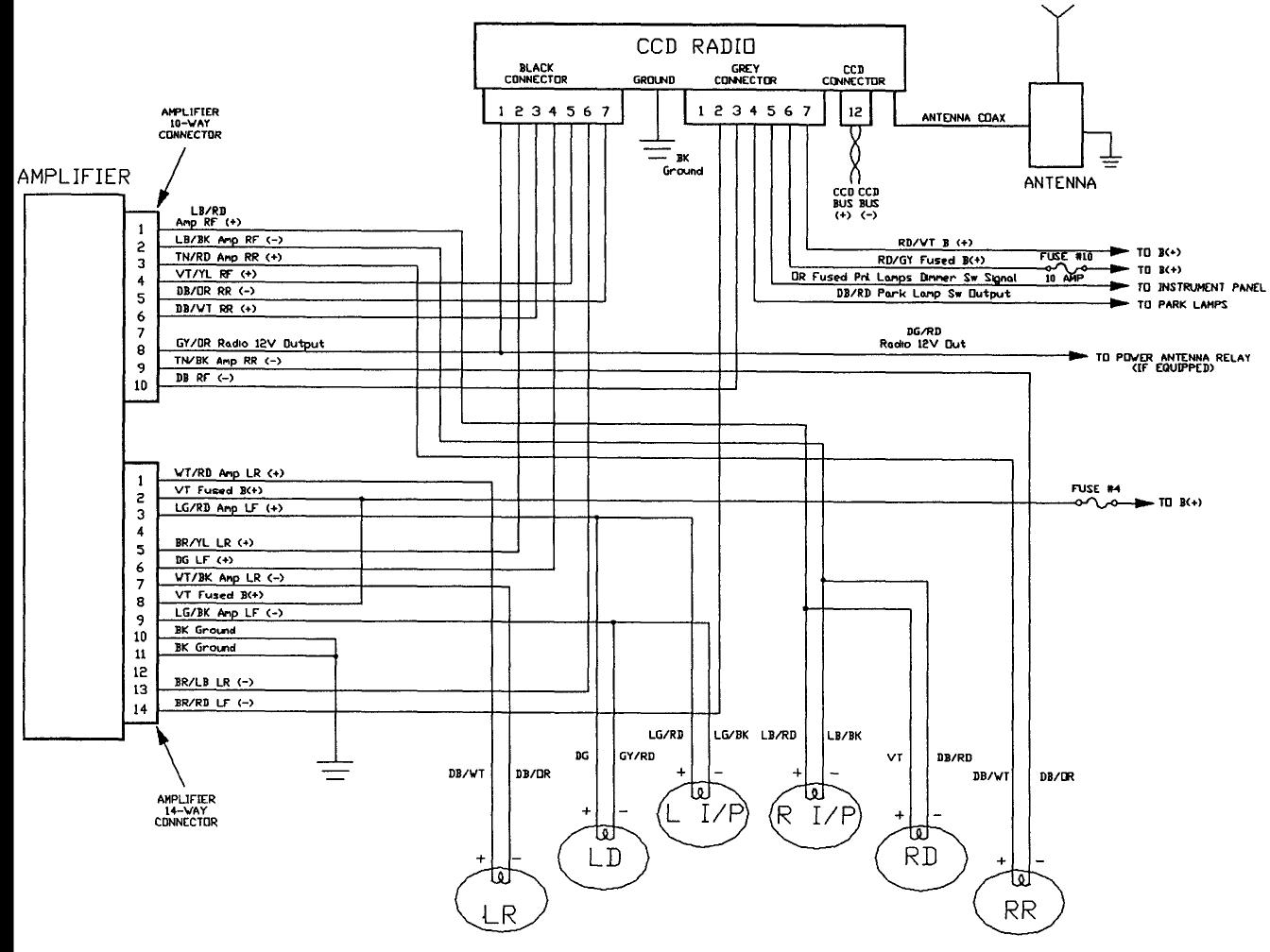 2015 Jeep Grand Cherokee Radio Wiring Diagram New 95 Stereo - Hbphelp - 1995 Jeep Cherokee Wiring Diagram