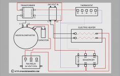 208 Volt Coil Wiring Diagram   All Wiring Diagram   208 Volt Single Phase Wiring Diagram
