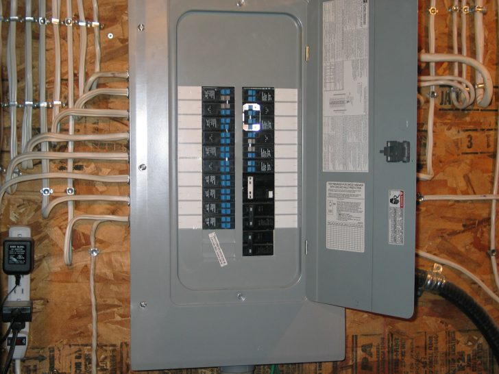 Sub Panel Wiring Diagram