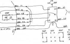 220 Single Phase Reversing Motor Wiring Diagram   Manual E Books   Reversing Single Phase Motor Wiring Diagram