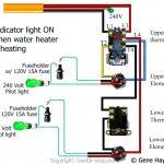 220 Volt Hot Water Heater Wiring Diagram Wiring Diagram 240 Volt