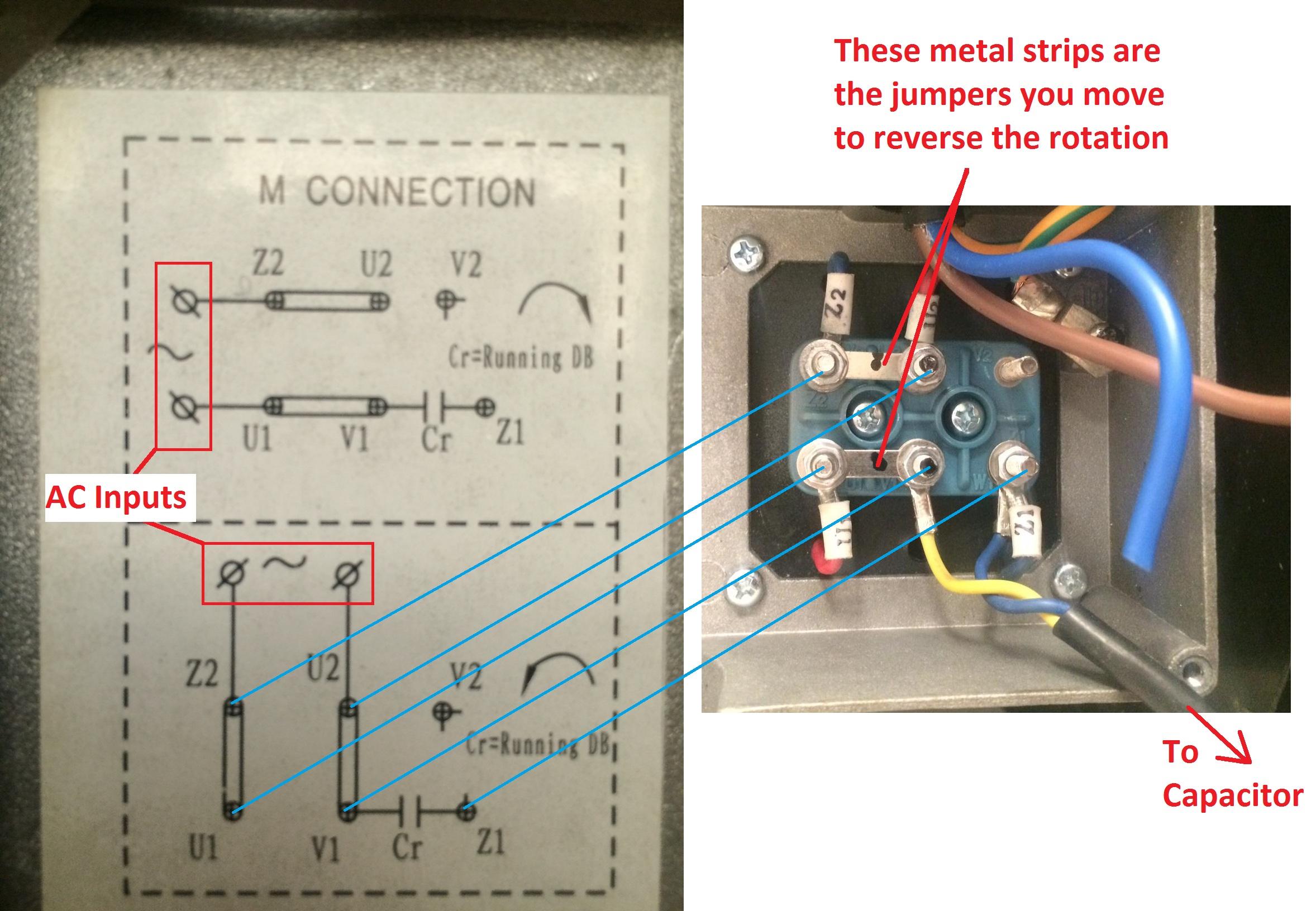 220V Ac Single Phase Wiring - Wiring Diagram Data - 220V Single Phase Motor Wiring Diagram