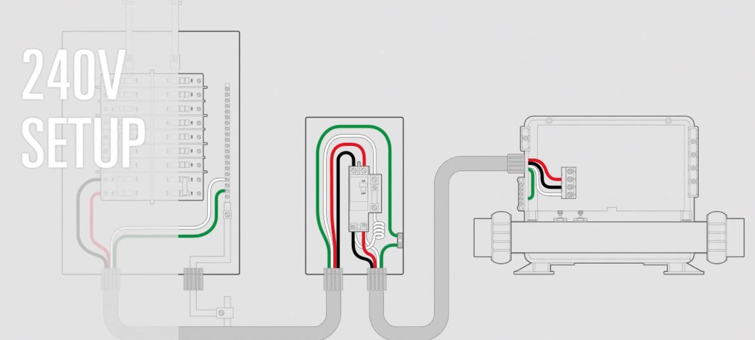 220V Hot Tub Wiring Diagram | Manual E-Books - 220V Hot Tub Wiring Diagram