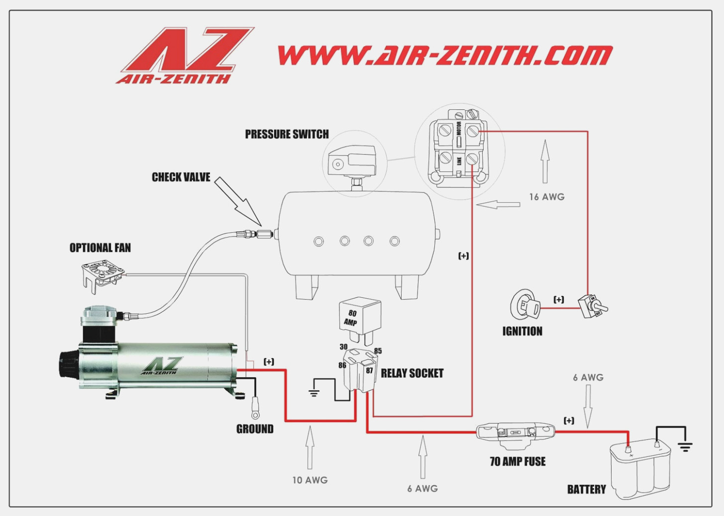 230V 1 Phase Wiring Diagram | Manual E-Books - Air Compressor Wiring Diagram 230V 1 Phase
