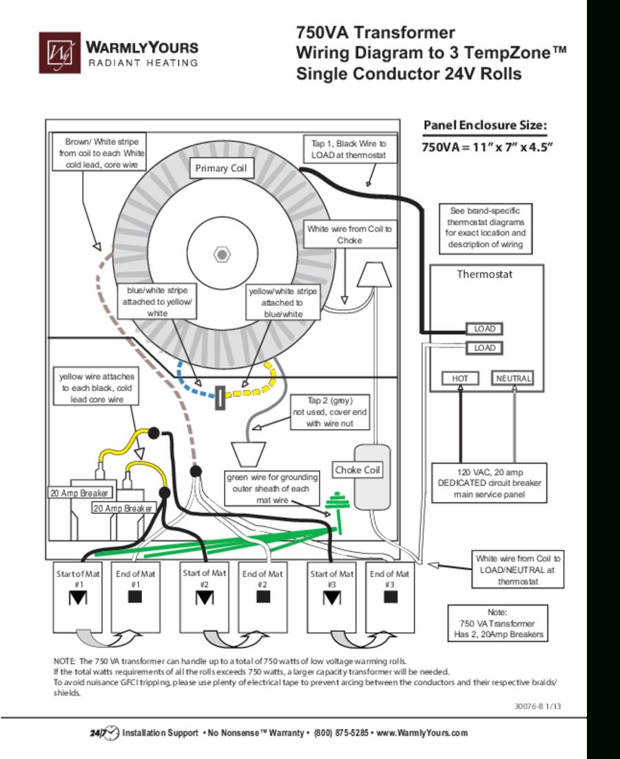 24 Volt Transformer Wiring Diagram - Trusted Wiring Diagram Online - 24 Volt Transformer Wiring Diagram