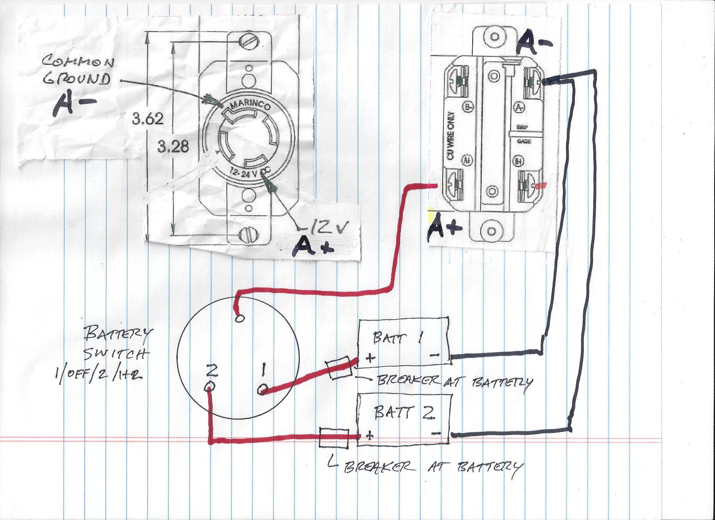 24 Volt Wiring Diagram For Trolling Motor New Opinion Setup 2 - 24 Volt Trolling Motor Wiring Diagram