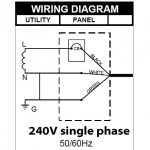 240 1 Phase Motor Wiring   Wiring Diagrams Click   Compressor Wiring Diagram Single Phase