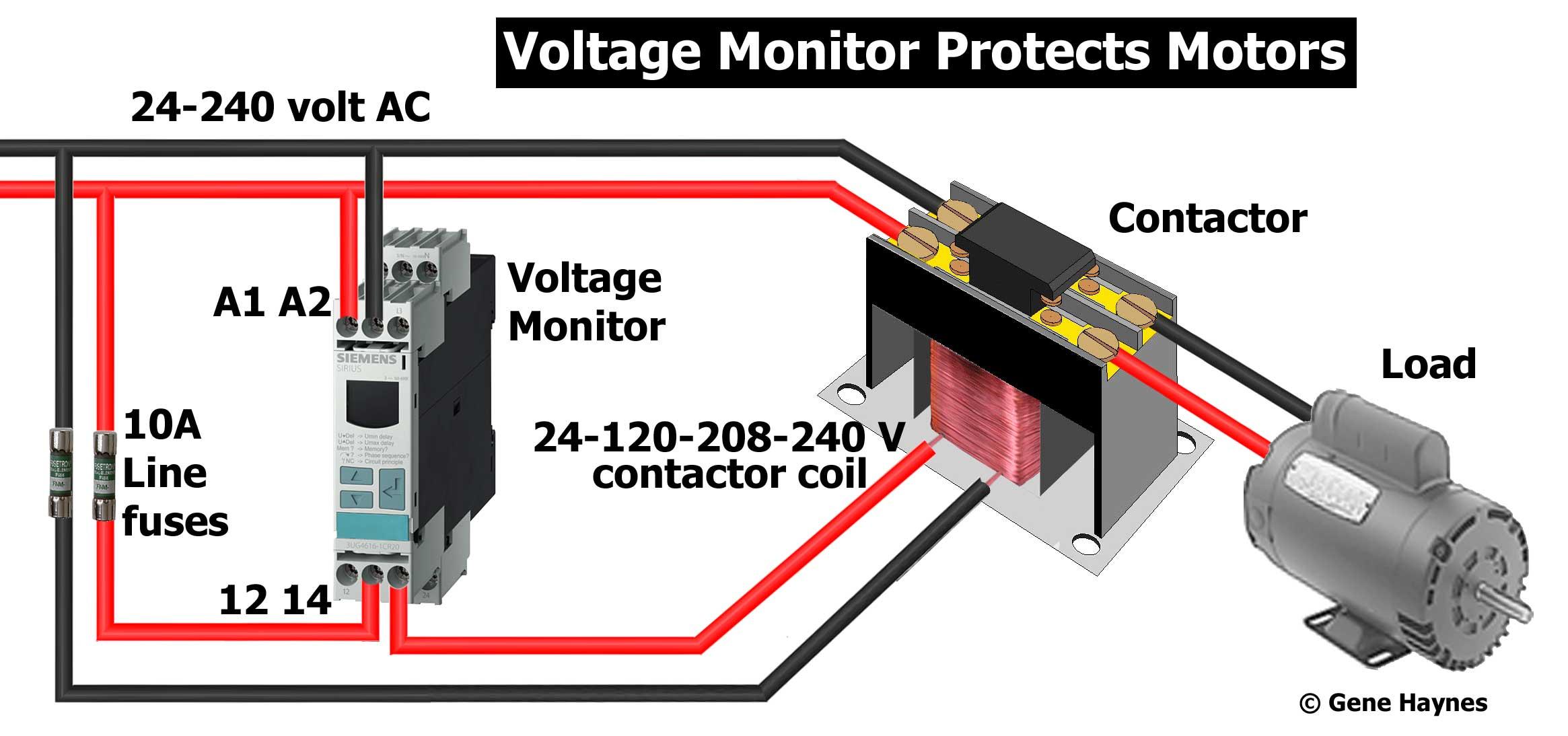 240 Volt Contactor Wiring Diagram | Wiring Diagram - 240 Volt Contactor Wiring Diagram