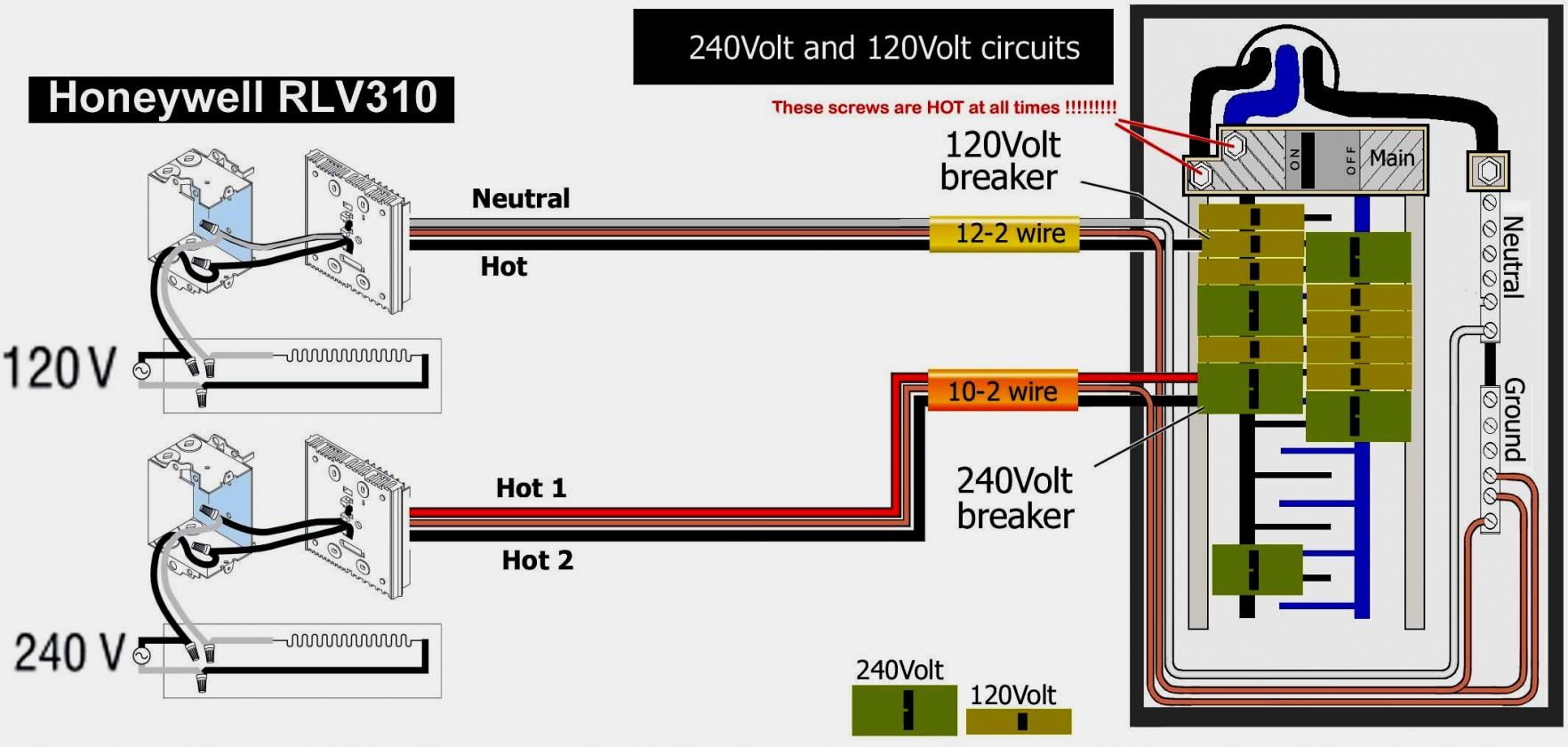 240V Heater Wiring Diagram | Wiring Diagram - 240 Volt Baseboard Heater Wiring Diagram