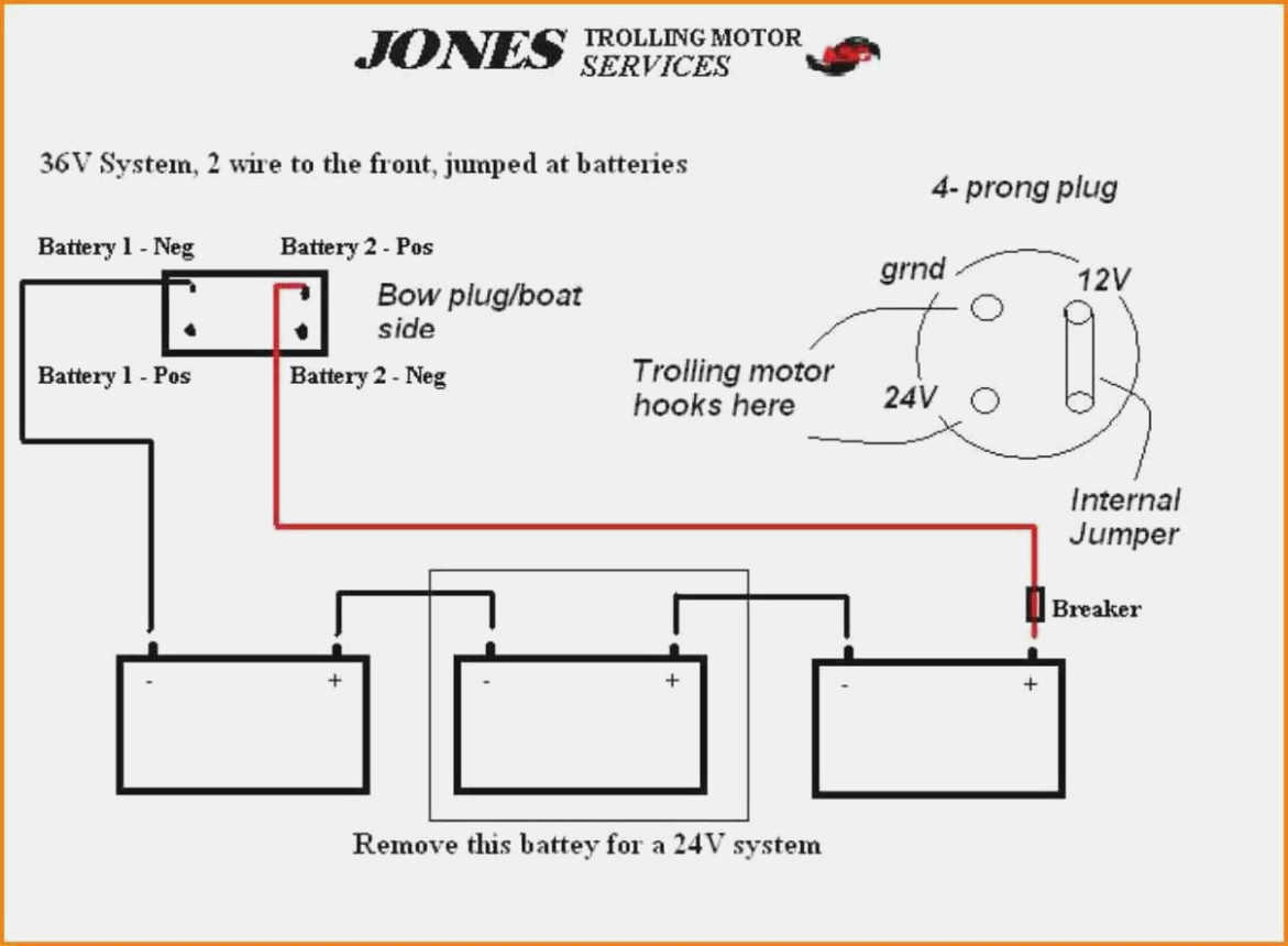 Motorguide Trolling Motor Wiring - Wiring Diagram Structure