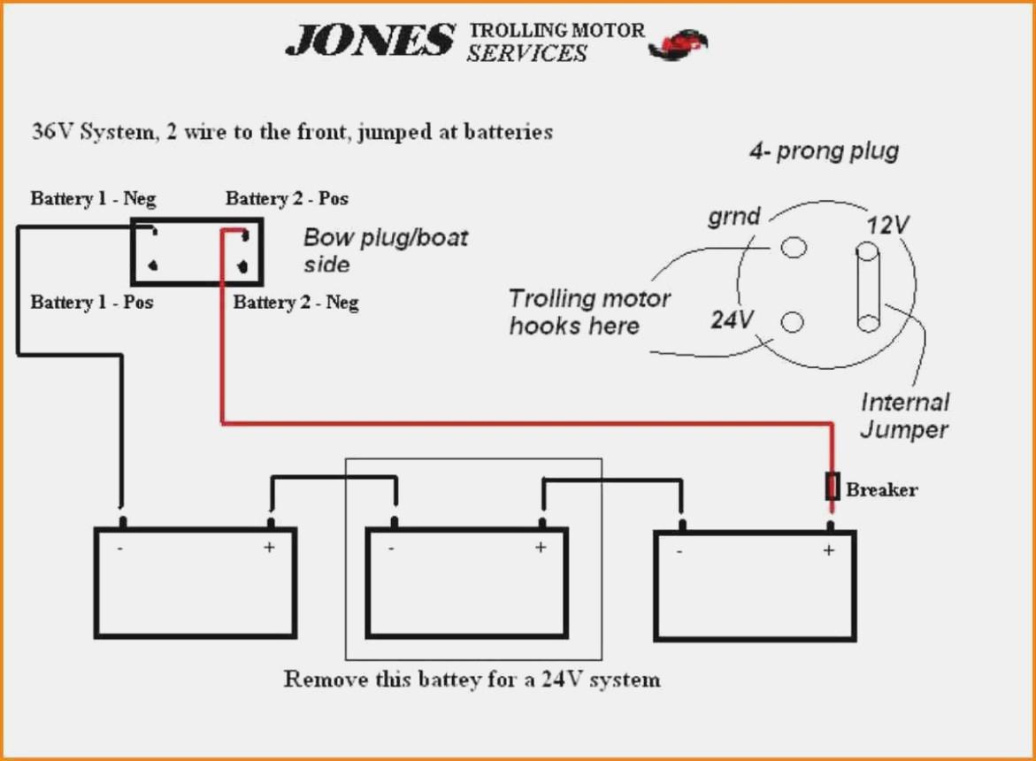 Wiring Diagram For 24v Motorguide Trolling Motor - Wiring Diagram Ops