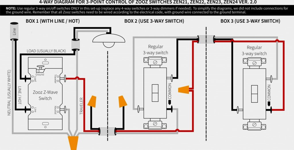 277 Volt Dimmer Switch Wiring Diagram | Wiring Diagram   12 Volt 3 Way Switch Wiring Diagram
