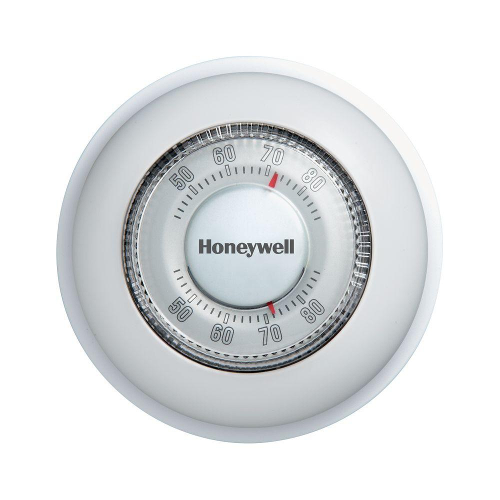 2Wire Honeywell Round Thermostat Wiring Diagram | Wiring Diagram - Honeywell Round Thermostat Wiring Diagram