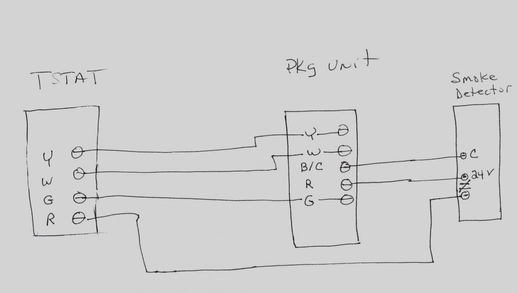 2Wire Smoke Detector Wiring Diagram | Wiring Diagram - 2 Wire Smoke Detector Wiring Diagram