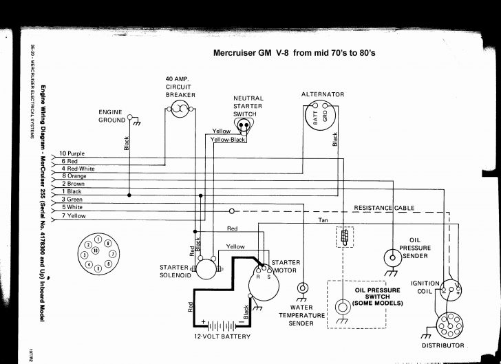 mercruiser wiring diagram 5 0 wirings diagram rh wirings diagram com