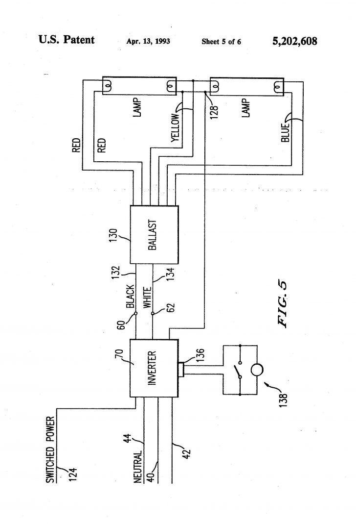 Ballast Wiring Diagram T8
