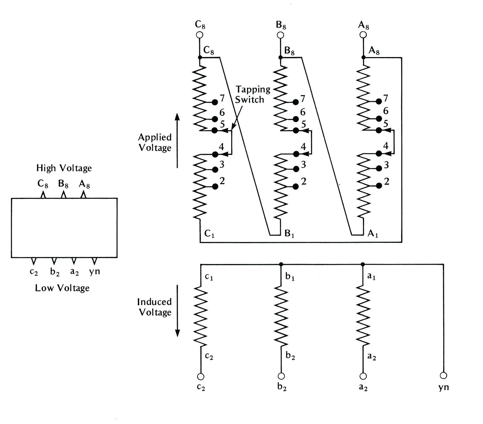 3 Phase Delta Transformer Wiring Diagram Free Download - Schema - 3 Phase Transformer Wiring Diagram