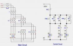 3 Phase Motor Starter Wiring Diagram | Schematic Diagram   3 Phase Motors Wiring Diagram