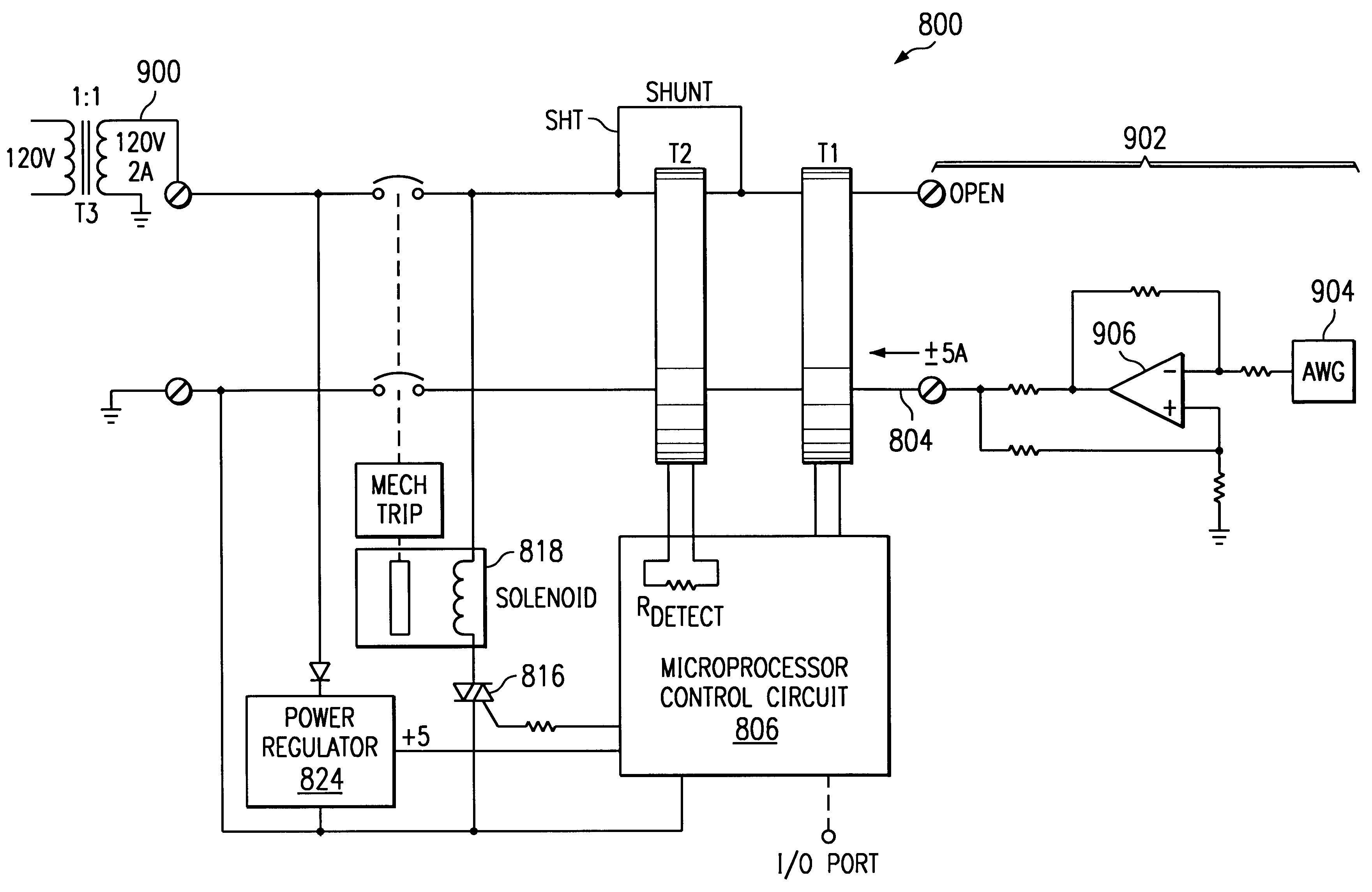 3 Pole Circuit Breaker Wiring Diagram Sample - 2 Pole Circuit Breaker Wiring Diagram
