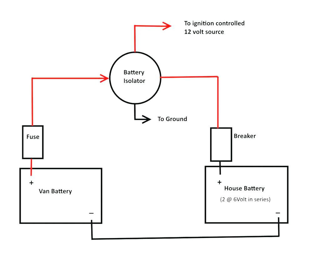 3 Position Marine Battery Switch Wiring Diagram | Wiring Diagram - Perko Battery Switch Wiring Diagram