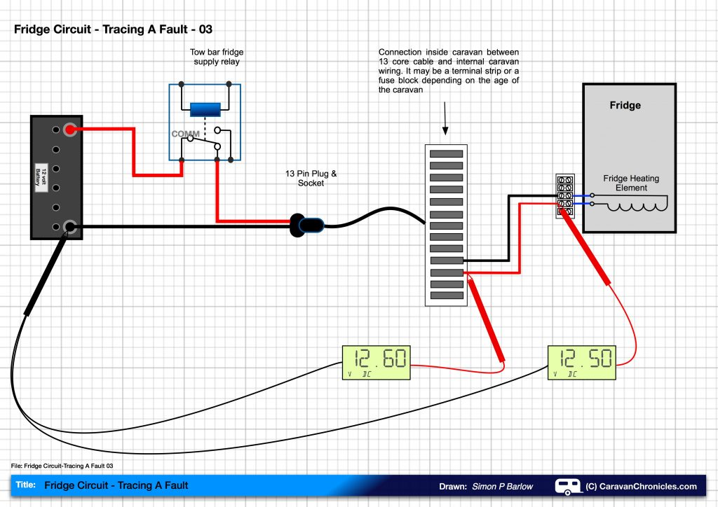 3 Way Fridge Wiring Diagram | Wiring Diagram   12 Volt 3 Way Switch Wiring Diagram
