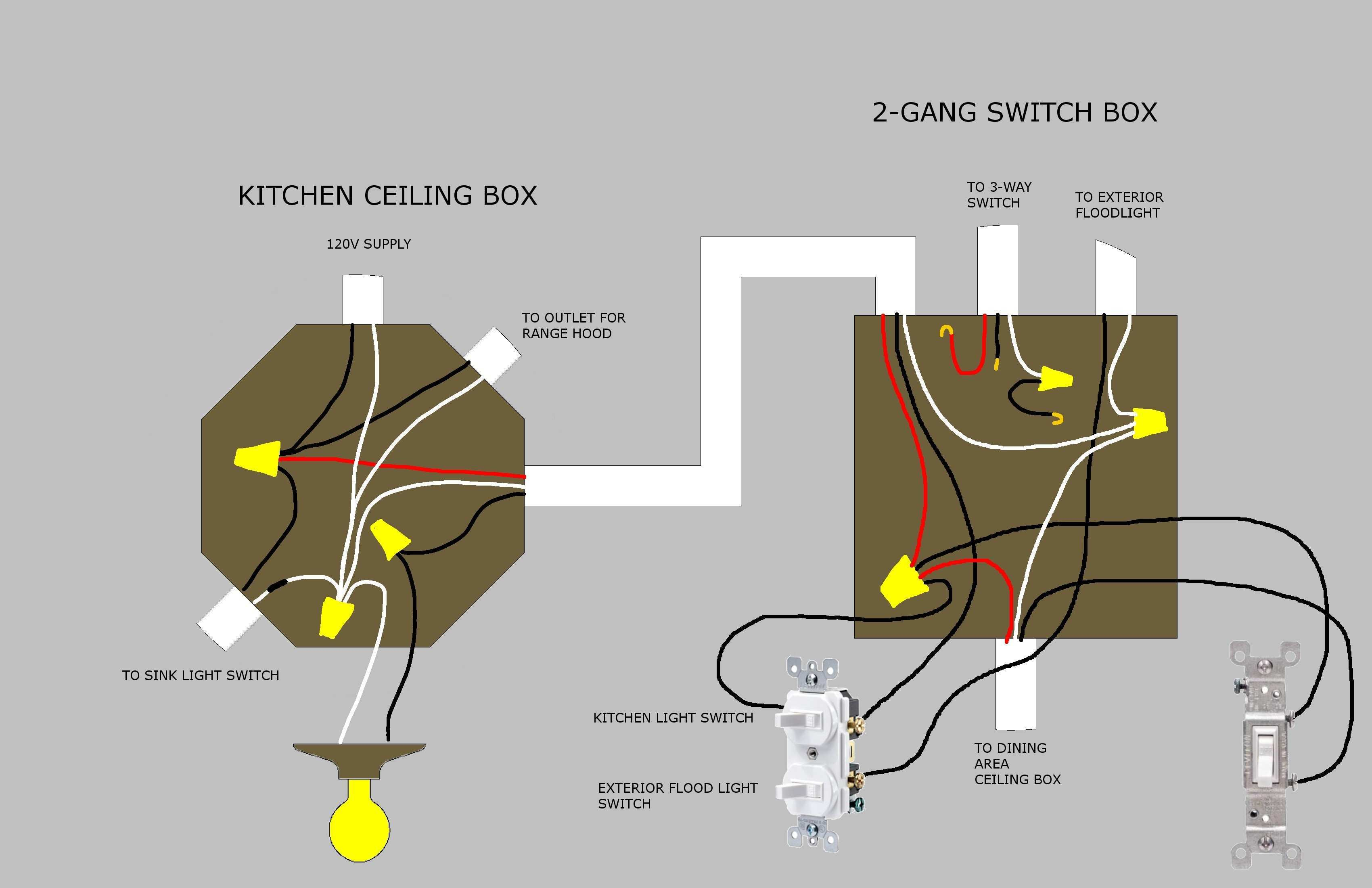 3 Way Switch Ceiling Fan To Capacitor Wiring Diagram | Best Wiring - 5 Wire Ceiling Fan Capacitor Wiring Diagram