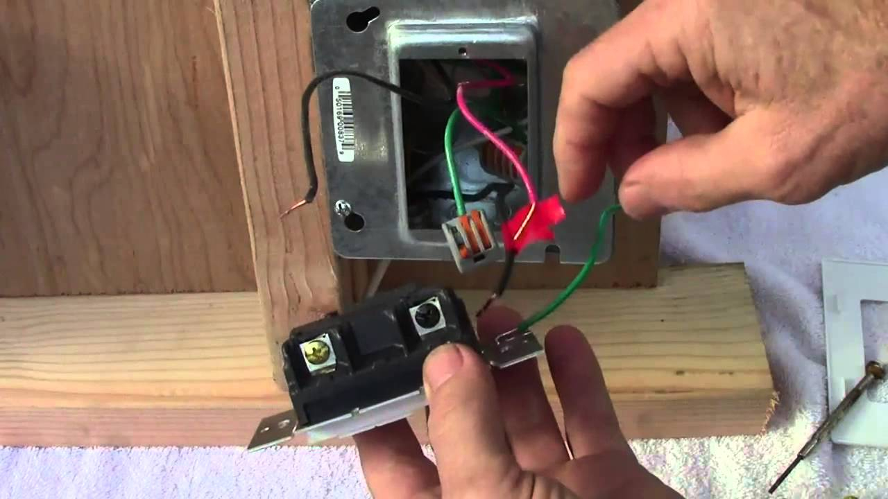 3-Way Switch Install With A Lutron Occupancy Sensing Dimmer And - Lutron Maestro 3 Way Dimmer Wiring Diagram
