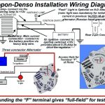 3 Wire Alternator Schematic | Manual E Books   One Wire Alternator Wiring Diagram Ford