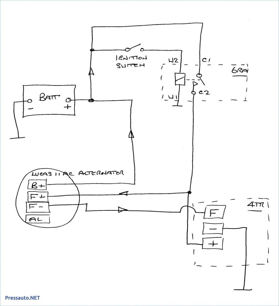 3 Wire Alternator Wire   Data Wiring Diagram Today   12 Volt Alternator Wiring Diagram