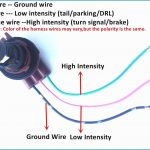 3 Wire Led Tail Lights Wiring Diagram | Wiring Diagram   3 Wire Led Tail Light Wiring Diagram