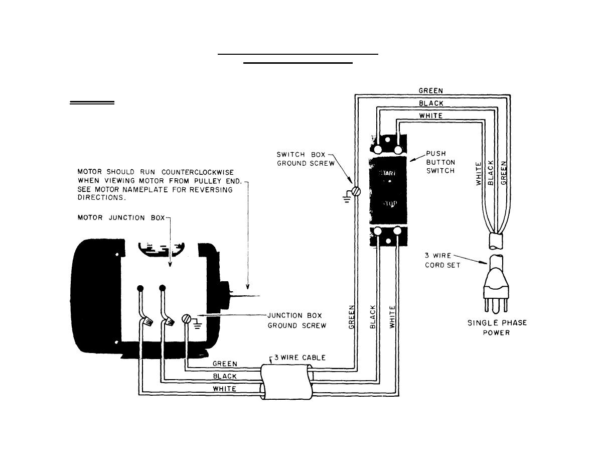 3 Wire Single Phase Diagram | Wiring Diagram - 3 Phase To Single Phase Wiring Diagram