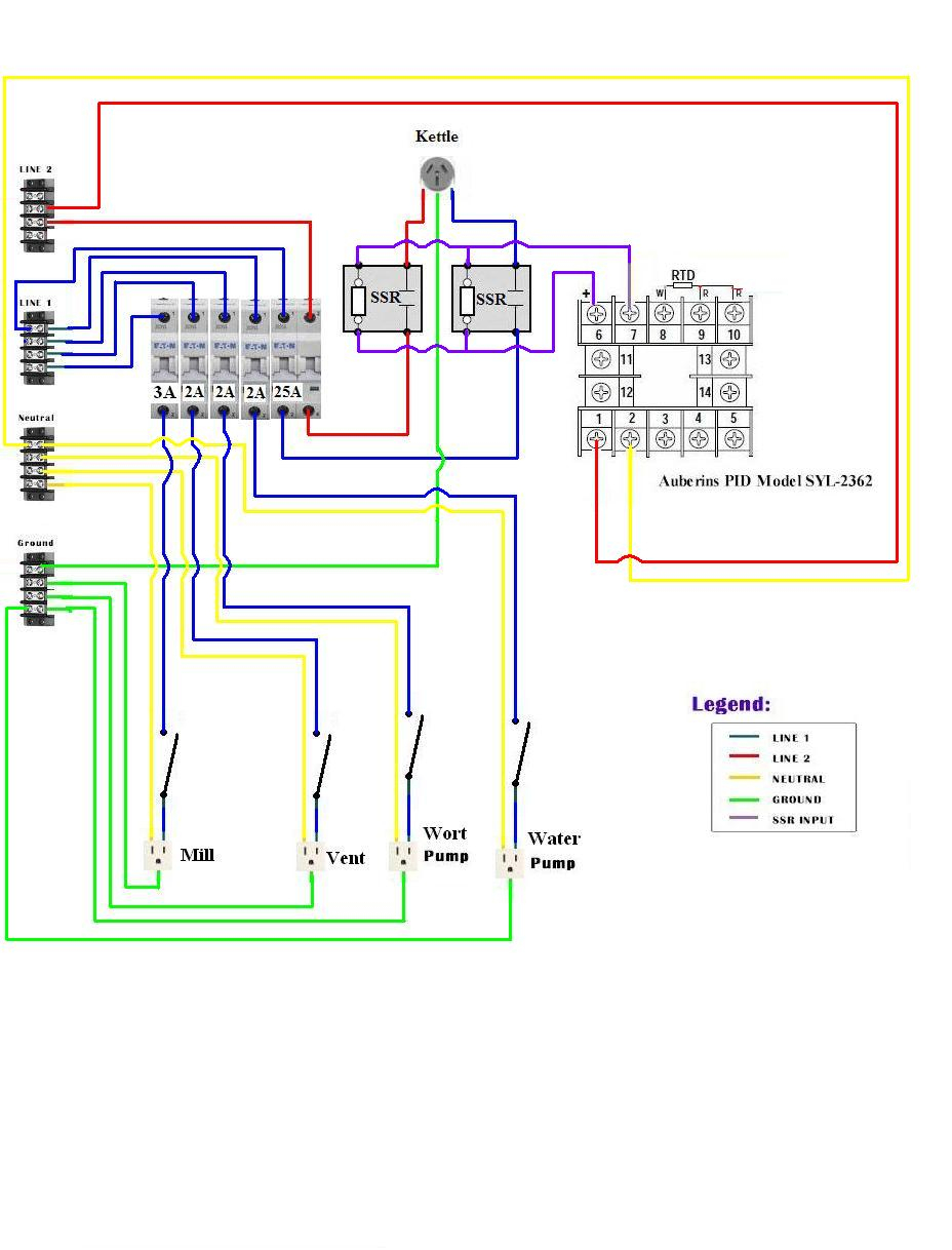 3 Wire Submersible Well Pump Wiring Diagram Within And For Wiring - 3 Wire Submersible Pump Wiring Diagram