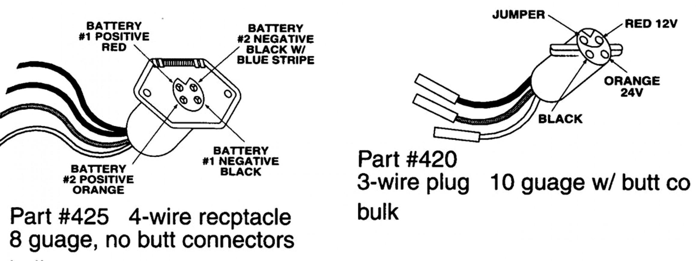 3 Wire Trolling Motor Wiring Diagram - Data Wiring Diagram Site - 24 Volt Trolling Motor Wiring Diagram
