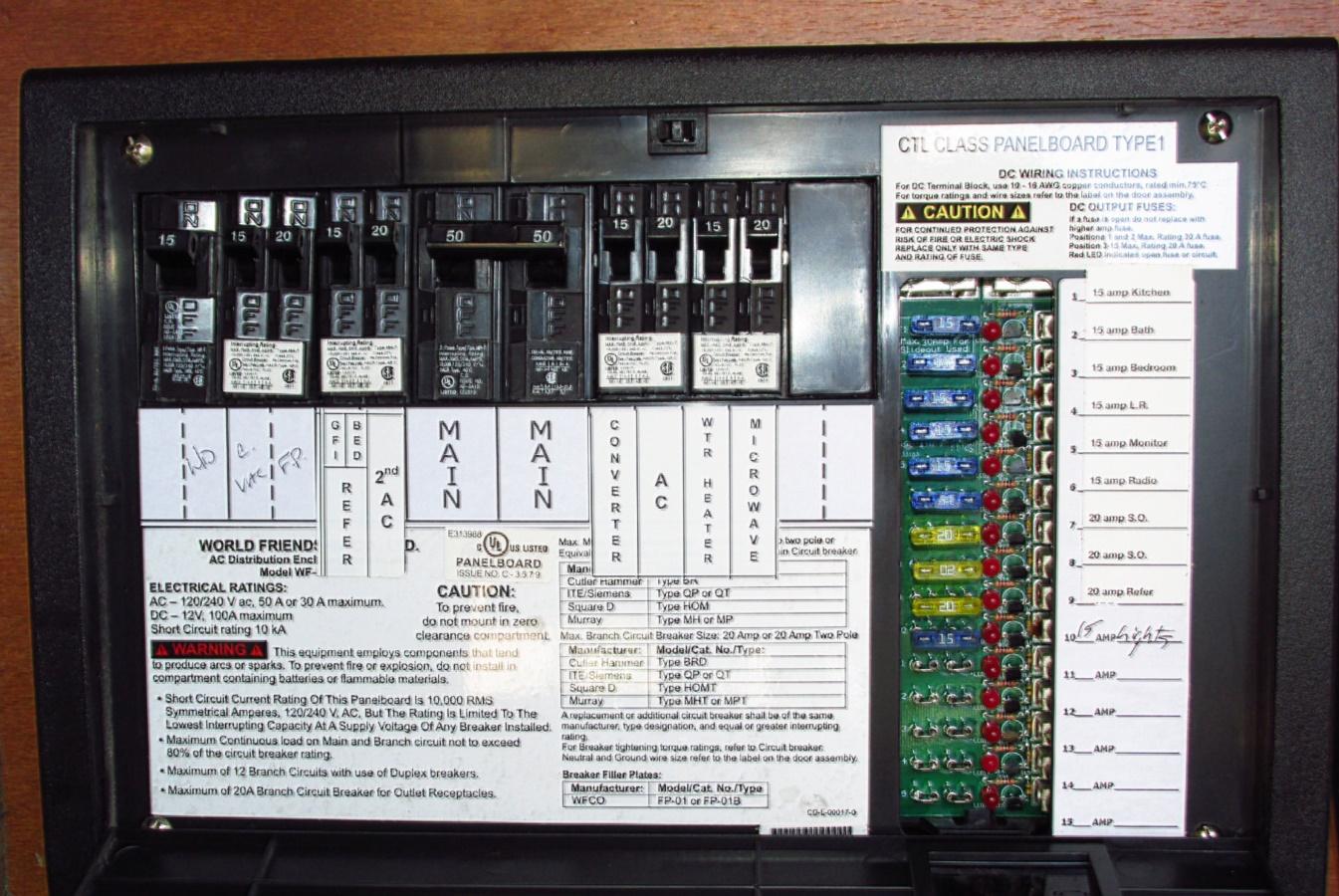 30 Amp Rv Plug Wiring Diagram Panel Box | Wiring Diagram - 50 Amp Rv Plug Wiring Diagram