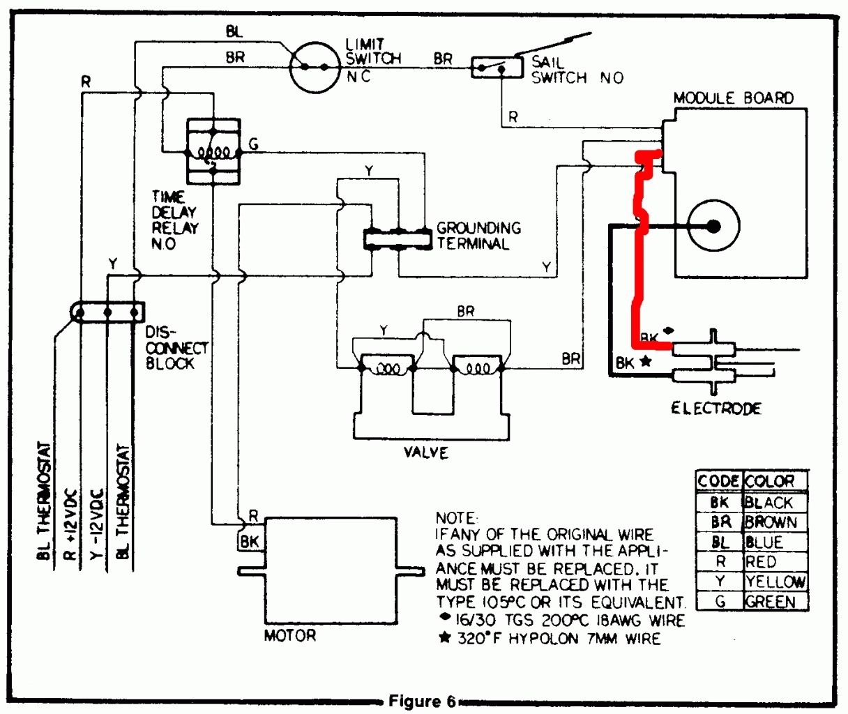 30 Rv Wiring Diagram Coleman Mach Thermostat | Manual E-Books - Coleman Mach Thermostat Wiring Diagram