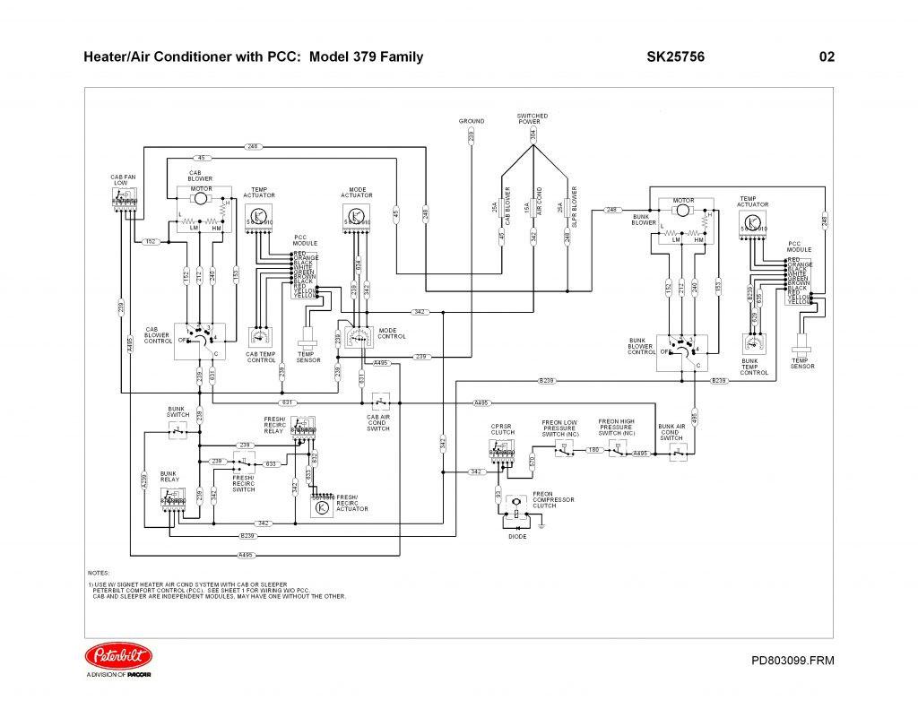 359 Peterbilt Wiring Diagram | Wiring Library - Peterbilt Wiring Diagram Free