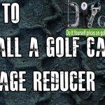 36 Or 48 Volt Voltage Reducer | How To Install Video Tutorial | Golf   Golf Cart Voltage Reducer Wiring Diagram