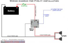 4 Pin Led Wiring – Free Wiring Diagram For You • – 4 Prong Trailer Wiring Diagram