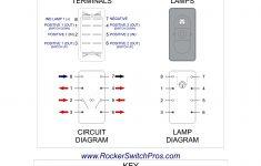 4 pin rocker switch wiring diagram free picture | manual e books 5 pin  rocker switch