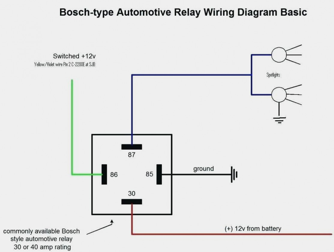 4 Pole Solenoid Wiring Diagram | Wiring Diagram - 4 Pole Solenoid Wiring Diagram